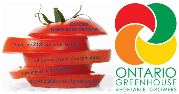 Ontario Greenhouse Vegetable Growers